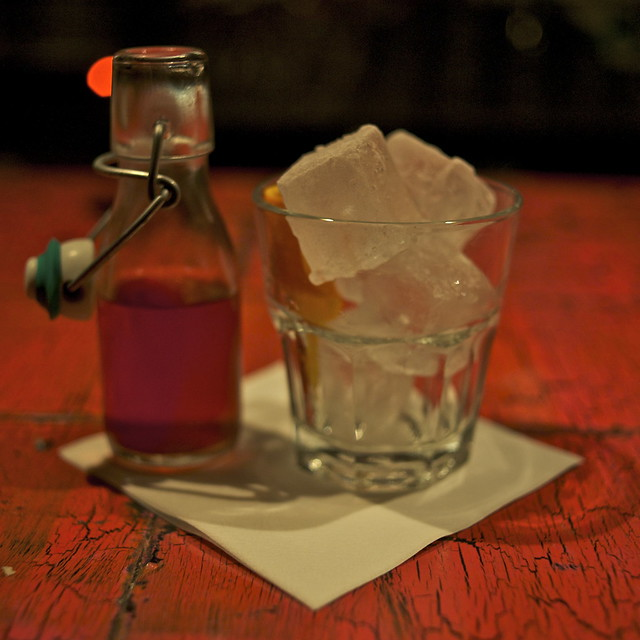 Old Fashioned, The Liquor Cabinet, Hackney Road