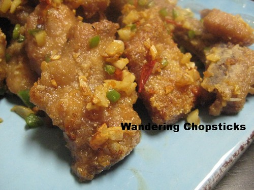 Chinese Deep-Fried Pork Chop 2