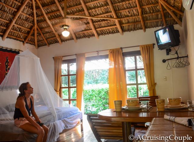 Sol Y Luna Lodge Room