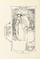 Image taken from page 106 of 'Red Apple and Silver Bells. A book of verse for children ... Illustrated by A. B. Woodward'