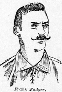 Frank Fudger was Captain of the Camden team (San Francisco Call, 4/14/1890).