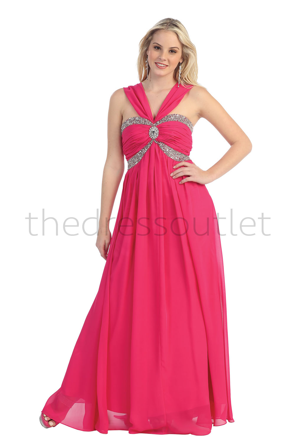 Halter top formal long dress wedding guest bridesmaids for Ebay wedding guest dresses