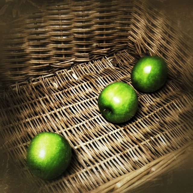 Green apples [2/365]