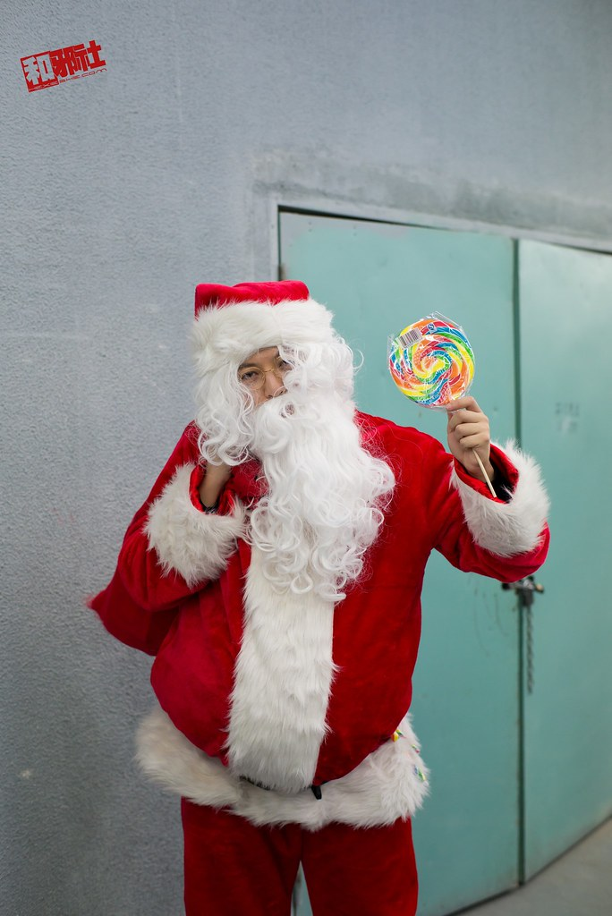 软妹舞动庆圣诞 岛风开炮杀菲林-帝都M.Y.COMIC游园会图报-星宫动漫