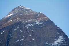 Szczyt Everest 8848m ściana płd-zach. z Kala Patthar 5650m