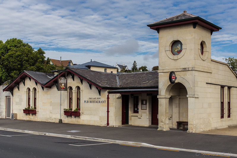 Oamaru – Old Post Office (1864)