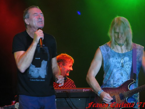 Ian Gillan - Don Airey - Steve Morse - DEEP PURPLE