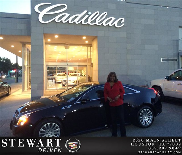Thank You To Patricia Guillory On Your New 2014 #Cadillac