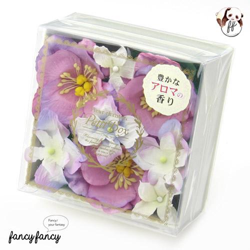 25.花團錦簇香氛盒-粉紫花香