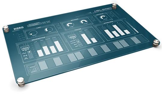 KORG Gadget for iPad:helsinki