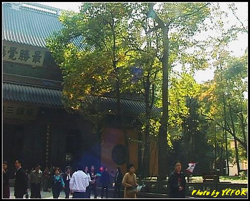 杭州 飛來峰景區 - 035 (靈隱寺)