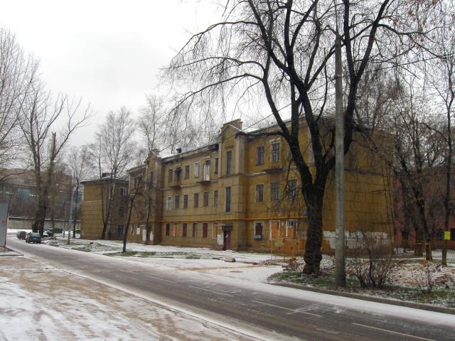 Поселок имени Подбельского