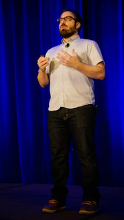 Jason Santa Maria at An Event Apart Atlanta 2014 #aeaatl