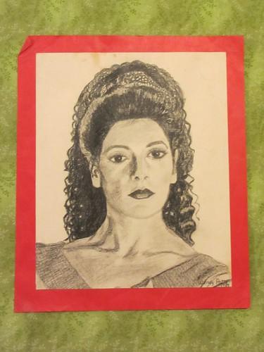 Troi portrait