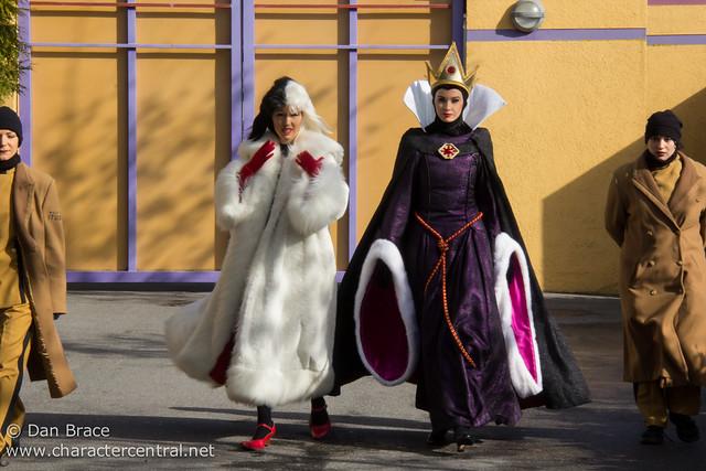 Cruella and The Queen