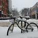 cold bike by artland