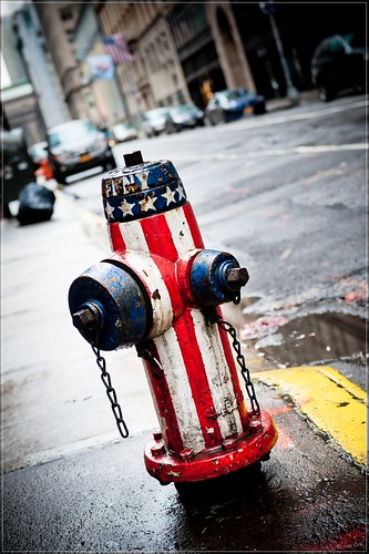 Hydrant, US Patented !
