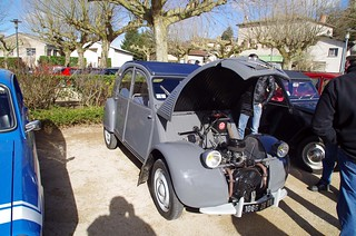 0066 RETRO CAR MEETING 2014 FEVRIER