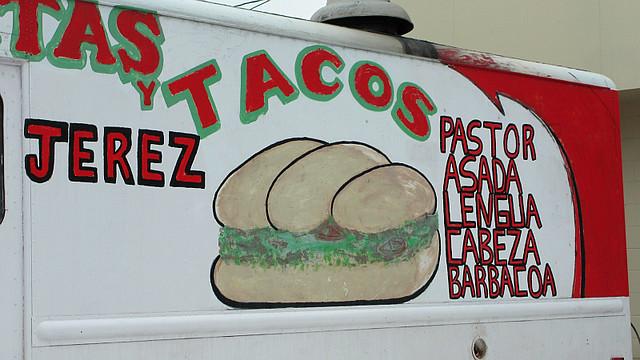 Tacos Jerez Taco Truck in Des Moines, Iowa