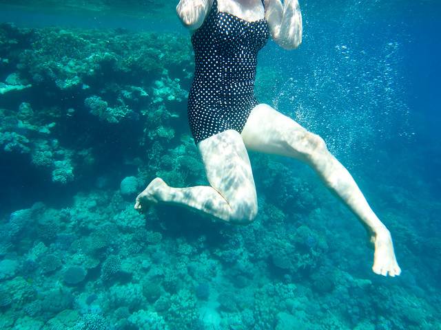 Underwater Gemma @ Baron Resort, Sharm El Sheikh, Egypt from Flickr via Wylio