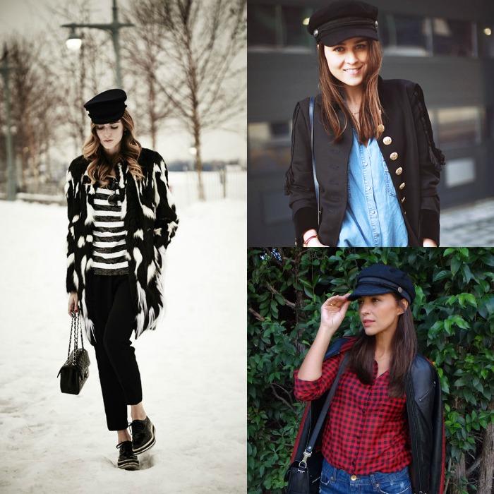 gorra negra bloggers
