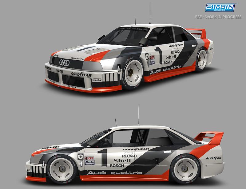 Audi IMSA 90 GTO
