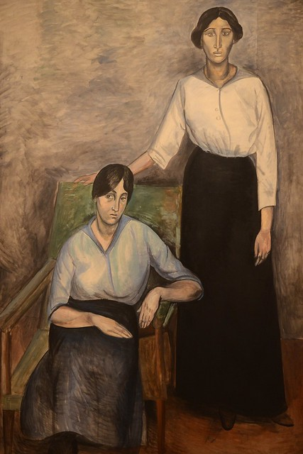 The Two Sisters, André Derain, 1914