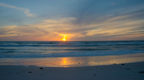 Naples Beach Sunset