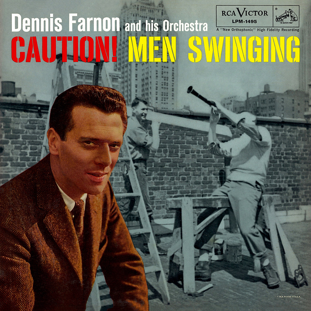 Dennis Farnon - Caution! Men Swinging