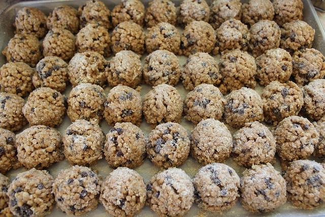 Gluten Free Snack Ball Recipe