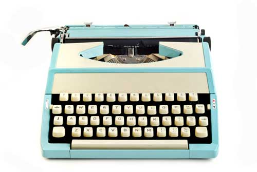 typewriter-stock-photo