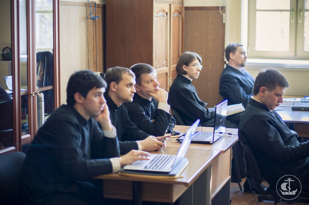 6 мая 2014, VI Международная студенческая научно-богословская конференция/ 6 May 2014, VI International Student Scientific and Theological Conference