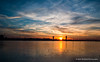 Decatur Sunset III by Beth Winfield