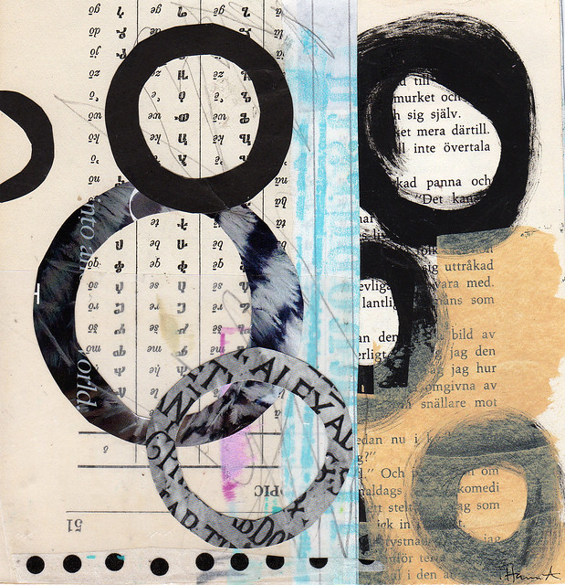 Collage: Full Circle - Copyright Hanna Andersson