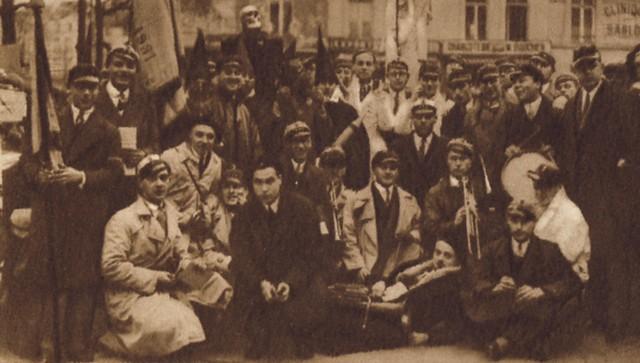 Macchabées+ULB++le+soir+illustre+1931[1]