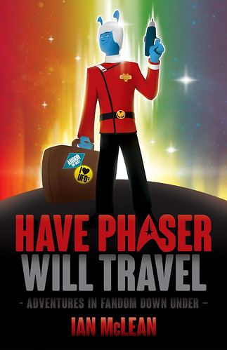 Have Phaser Will Travel cover art