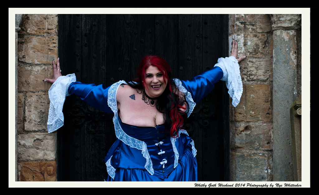 Whitby Goth Weekend 2014
