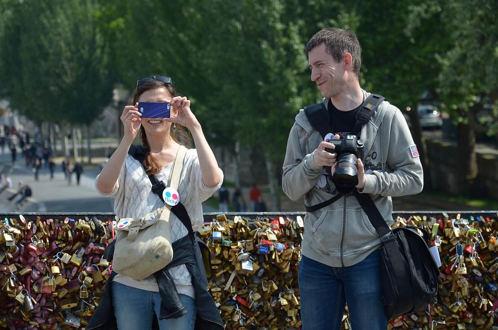 Des photographes ... ;-)