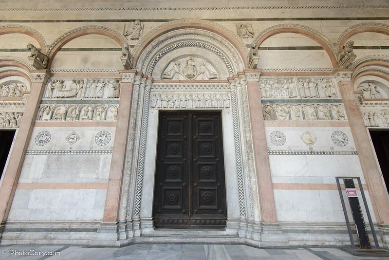 Catedrale San Martino, Lucca
