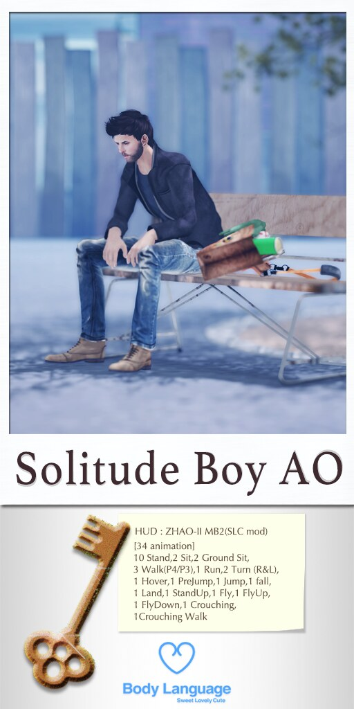 Solitude Boy AO @ The Mens Dept