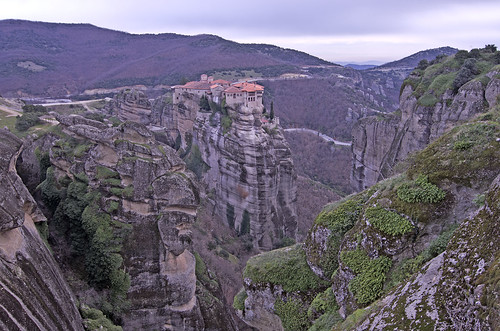 december greece meteora 2014 kastraki