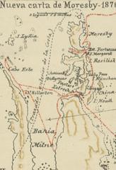 Image taken from page 1125 of 'Historia del descubrimiento de las regiones austriales ... publicada por ... J. Zaragoza'