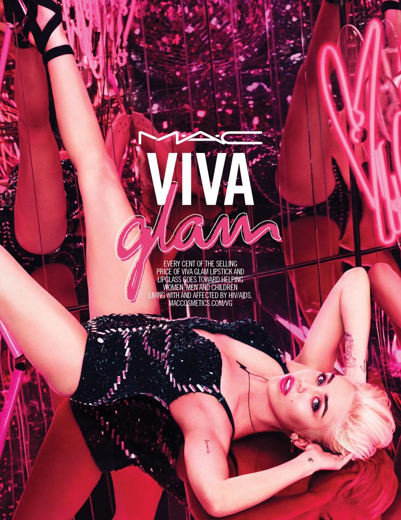 VIVA GLAM Miley Cyrus Standard