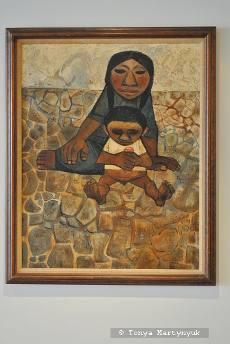 20. Eduardo Kingman. Patio, 1965