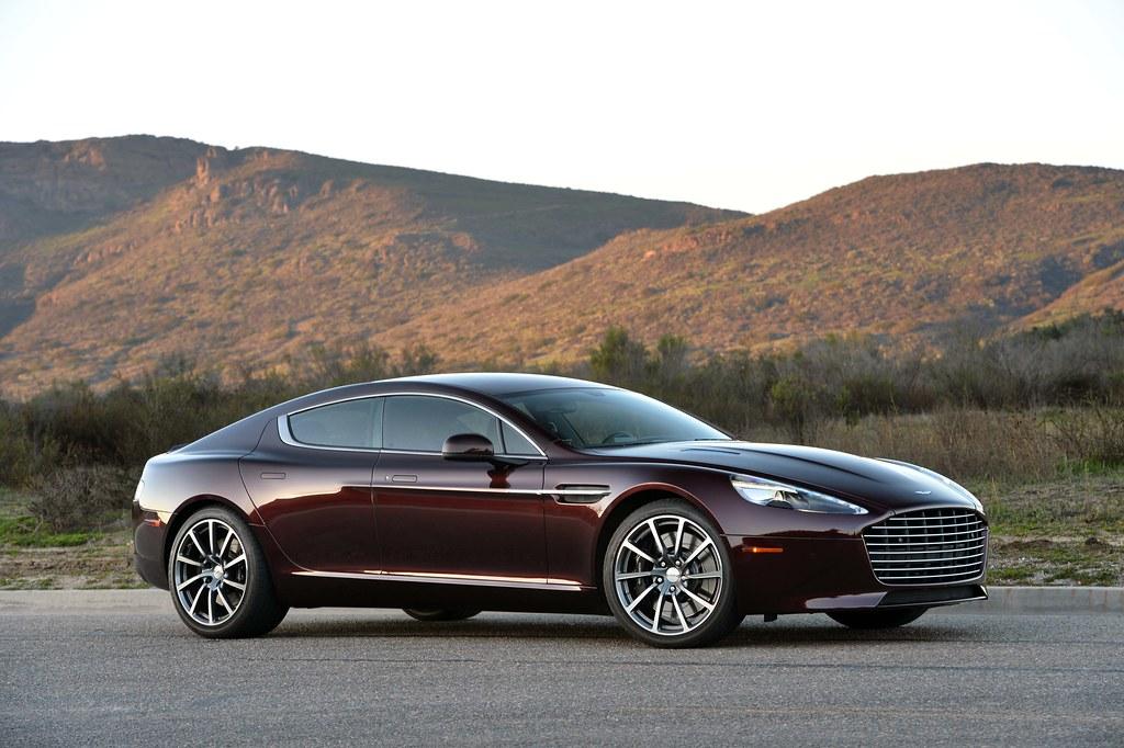 2015 Aston Martin Portfolio: The Westlake Village Experience
