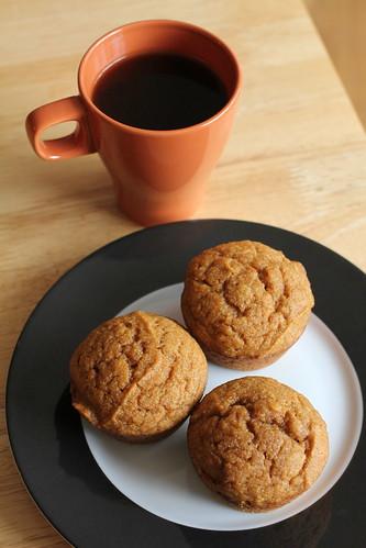 Saturday Muffins, Plate 1