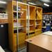 Linge Roset beech cabinet