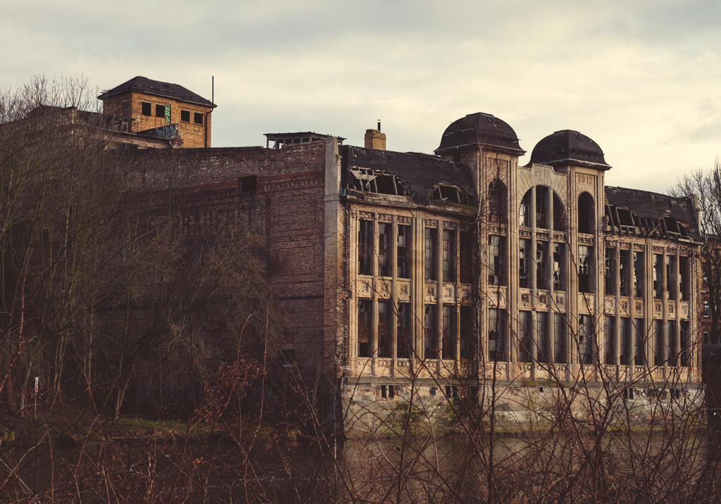 214/365 - the beauty of decay