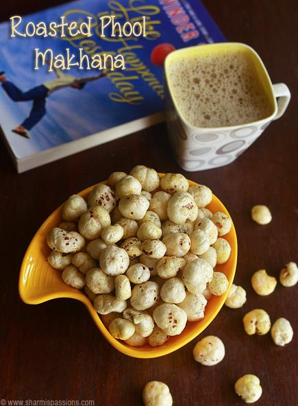 Roasted Phool Makhana