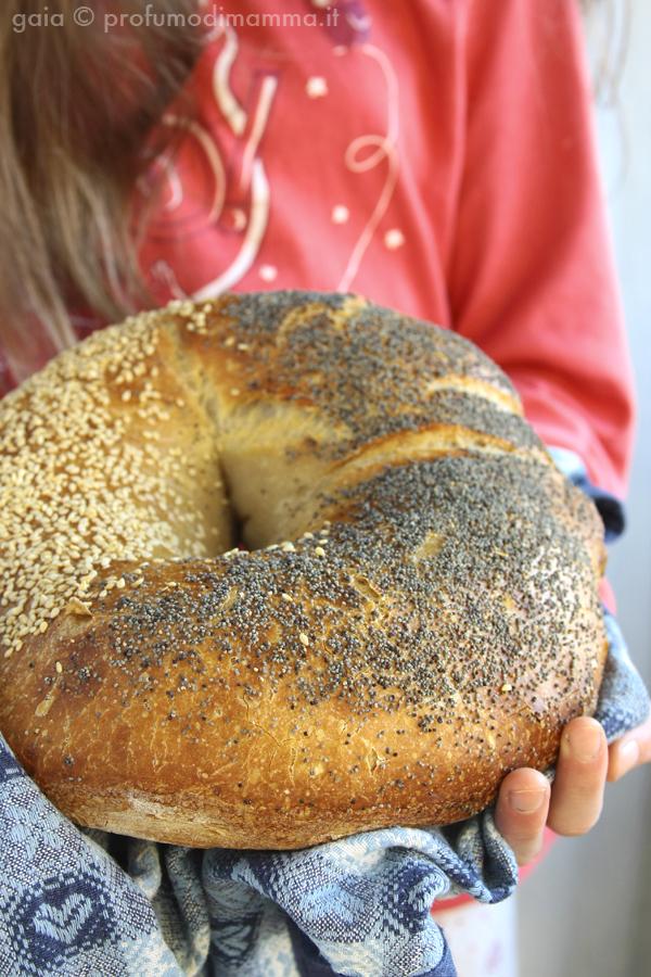 Pane con i semini